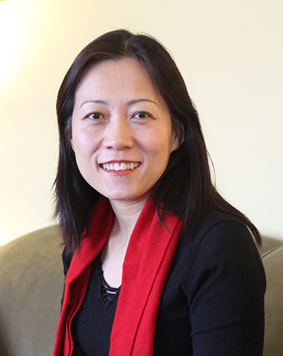 Photo of Rebecca Ruige Xu